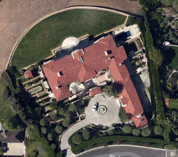 Continental Development Corp. is owned by a billionaire (or at least a multiple hundred-millionaire) who lives in this $11.1 million 7 bedroom, 12 bathroom 15,242 square foot mansion in Palos Verdes Estates. The $6.6 million per year in new taxes on residents and businesses, and the $150,000 to more than $380,000 the City pays individual firefighters and police in total annual compensation, may seem smaller to him than to the average El Segundo resident and small business owner taxpayer.